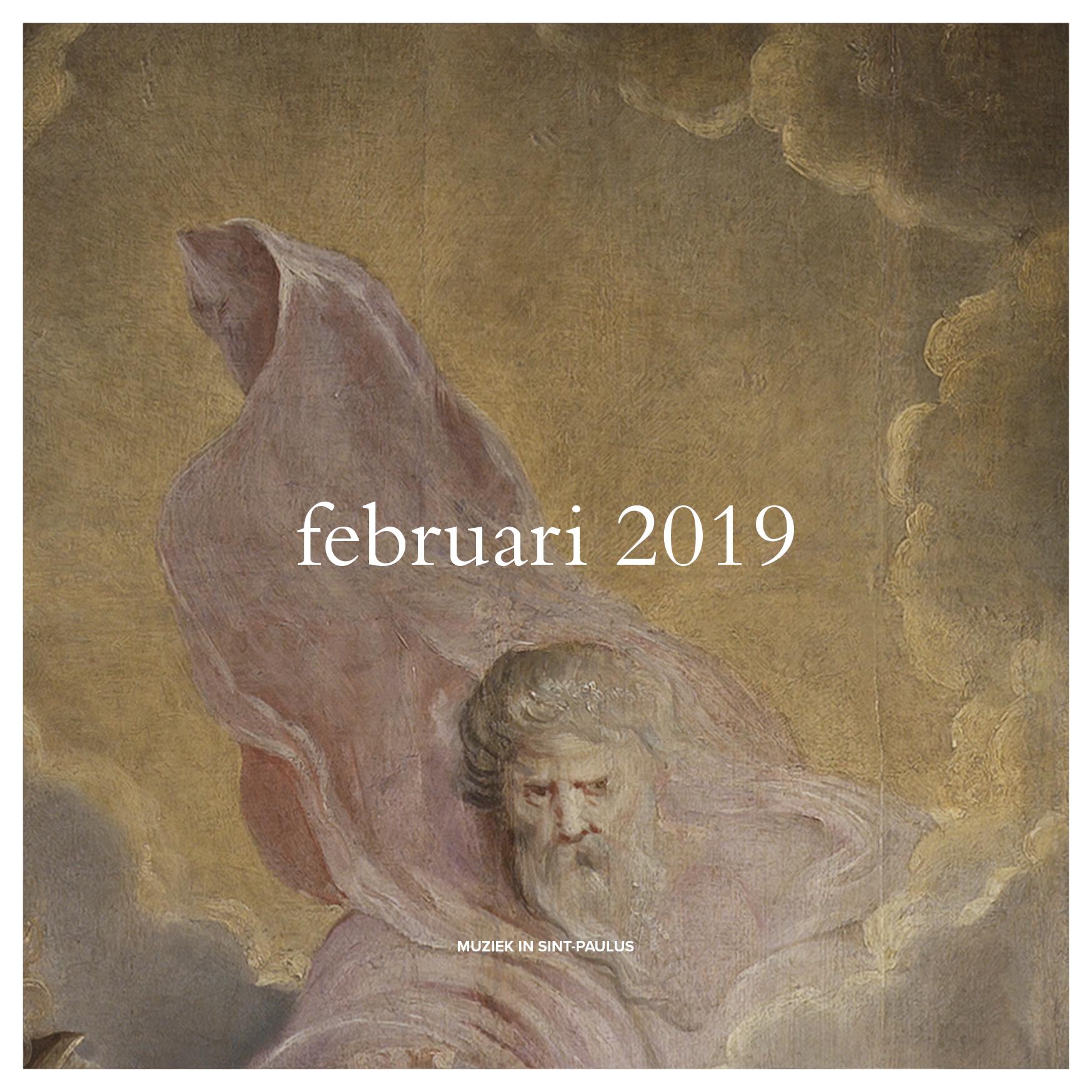 Muziek in Sint-Paulus - Februari 2019