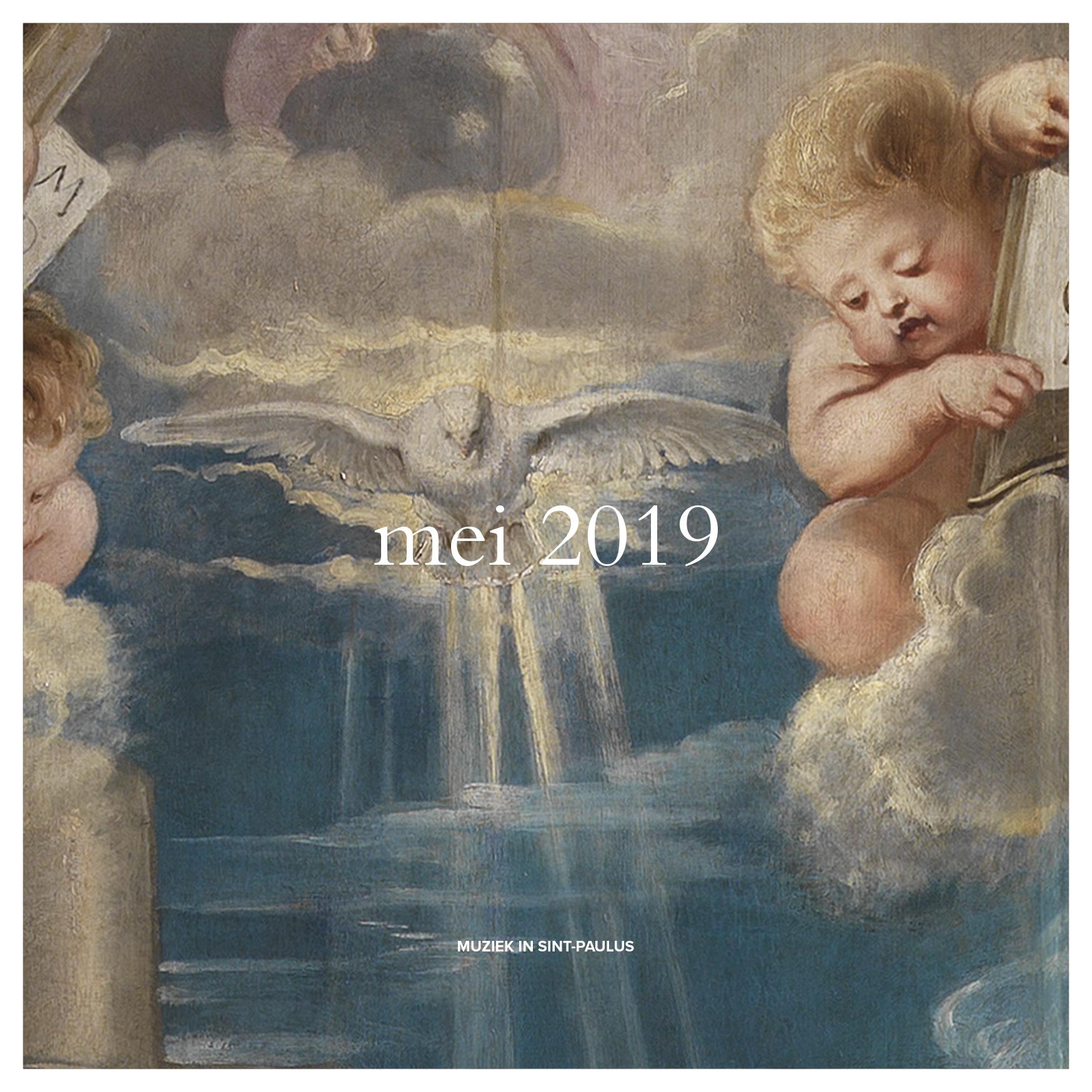 Muziek in Sint-Paulus - Mei 2019